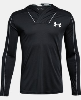 New Arrival  Boys' UA Baseline Shooting Shirt  1  Color Available $45