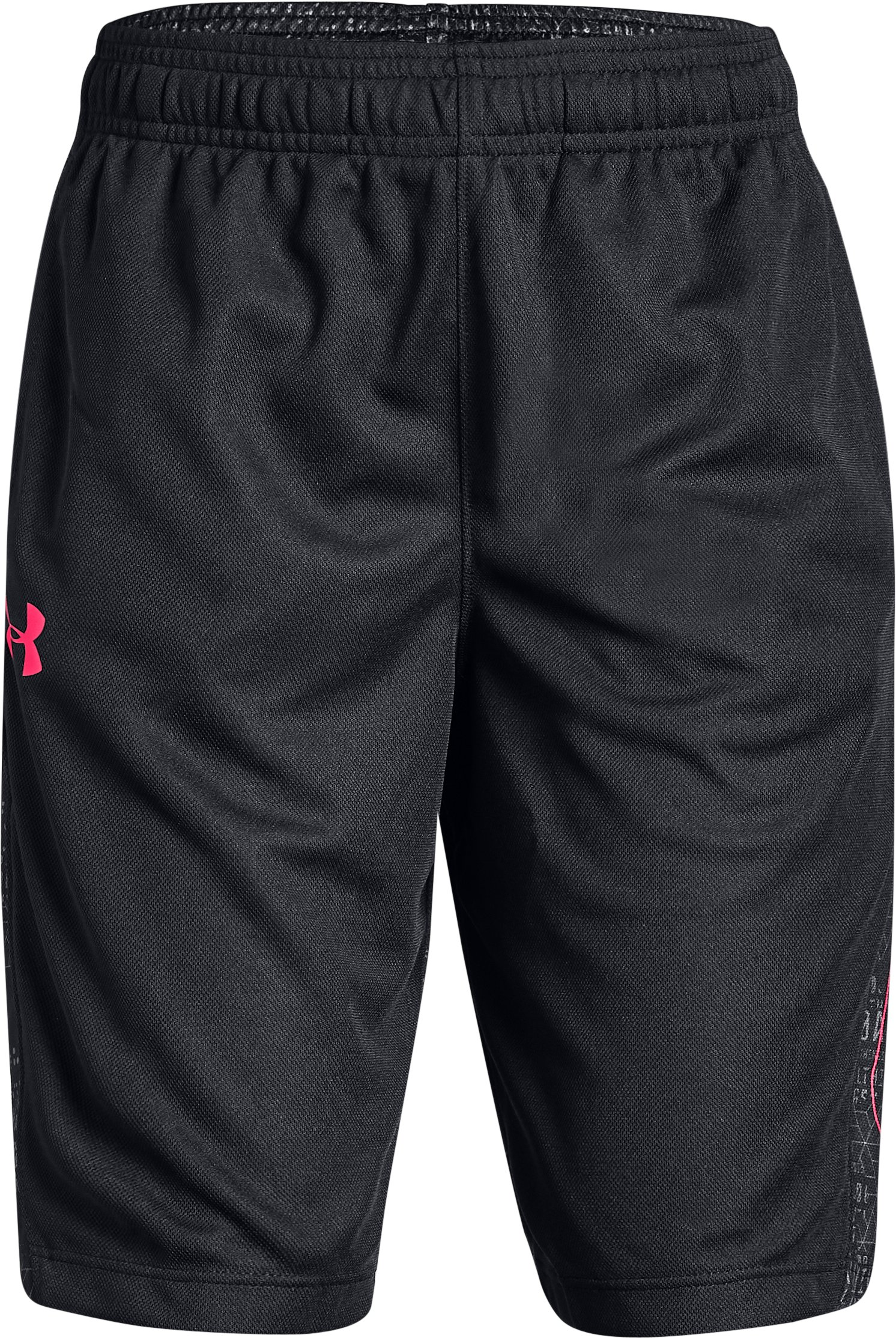 Girls' SC30 Shorts, Black , zoomed