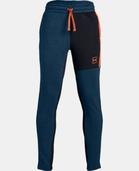 New Arrival Boys' UA Baseline Joggers  2  Colors Available $45