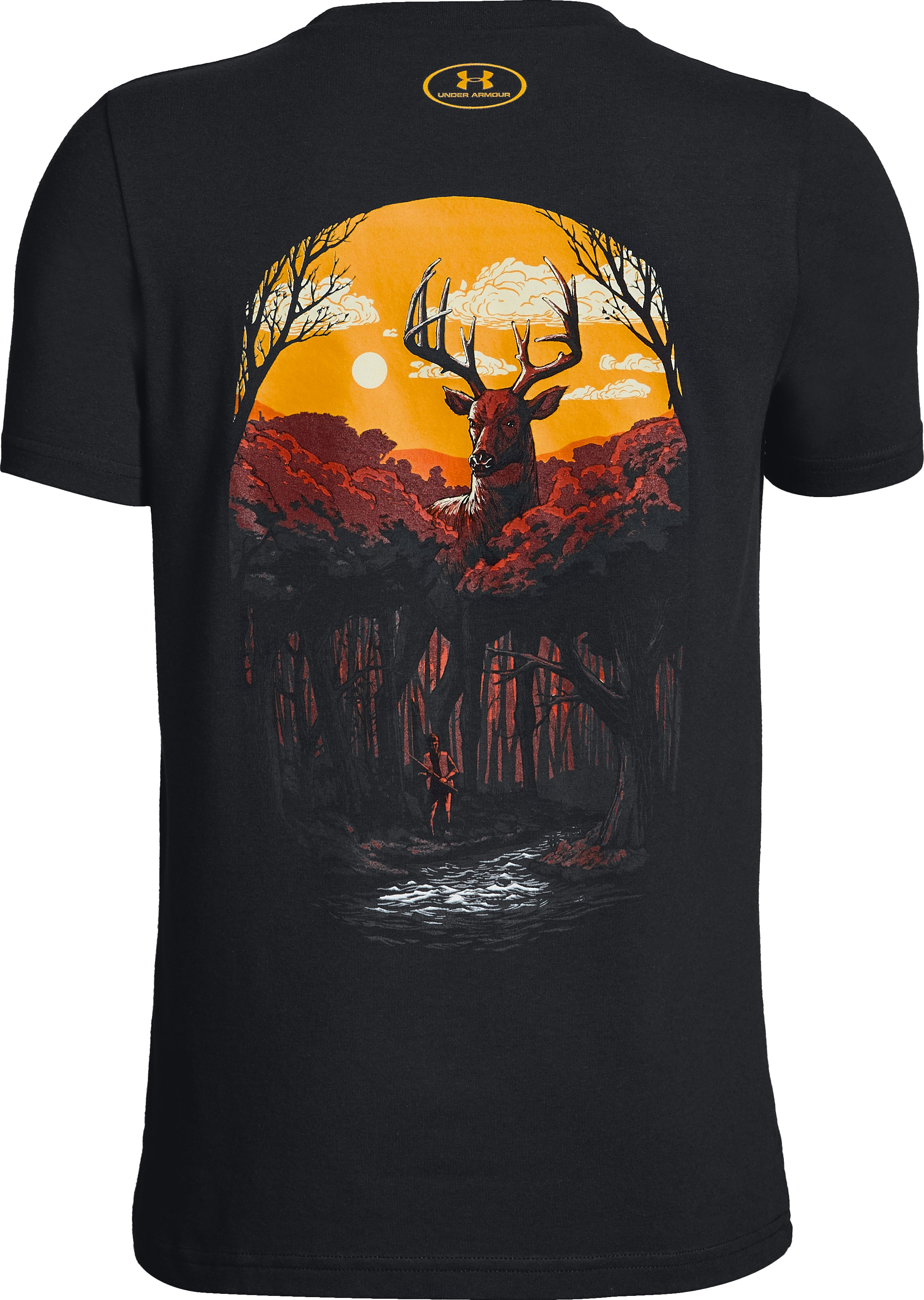 Boys' UA Monster Whitetail T-Shirt 1 Color $20.00