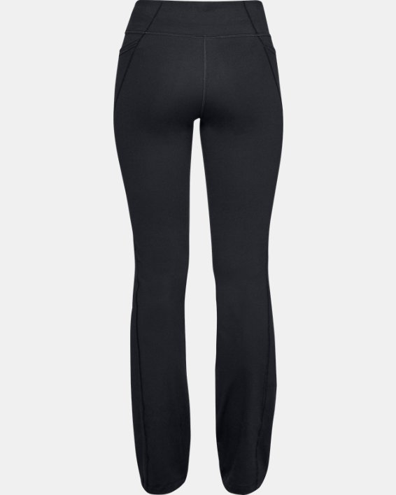 Women's UA All Around Modern Boot Pants, Black, pdpMainDesktop image number 5