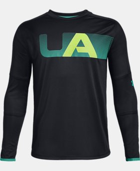 New Arrival  Boys' UA Tech™ Long Sleeve  3  Colors Available $35