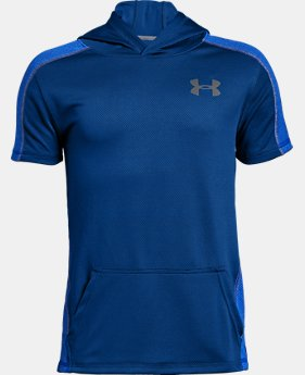 Boys' UA Tech™ Hoodie  2  Colors Available $35