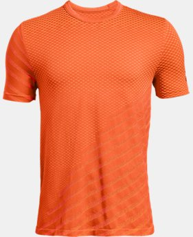 New Arrival Boys' UA Seamless T-Shirt  4  Colors Available $25