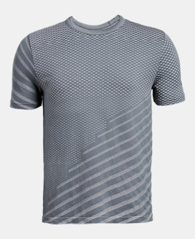 08558dfd3b Boys' Gray Outlet Training Tops | Under Armour US