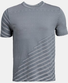 New Arrival Boys' UA Seamless T-Shirt  1  Color Available $25