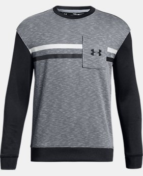Boys' UA MVP Terry Crew  1  Color Available $35