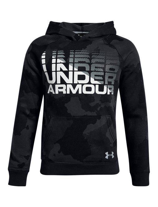 f3ae6a862da99 This review is fromBoys  UA Rival Fleece Wordmark Hoodie.