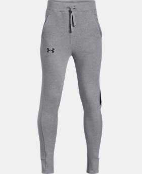 Boys' UA Rival Joggers  1  Color Available $40