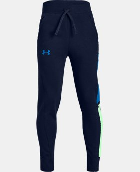 Boys' UA Rival Joggers LIMITED TIME ONLY 1  Color Available $37.5
