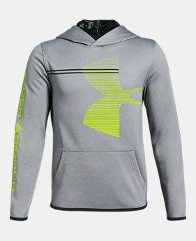 8ef6d68bb7 Boys' Gray Outlet Tops | Under Armour US