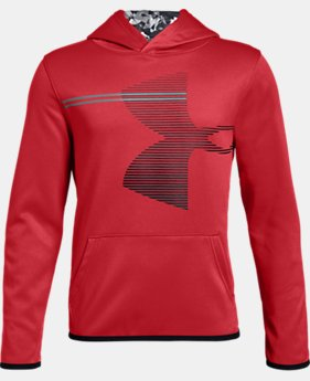 Boys' Armour Fleece® Hoodie  1  Color Available $40