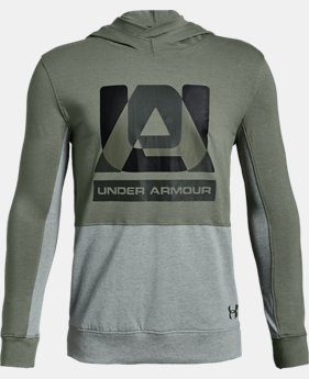 Boys' UA Sportstyle Hoodie  4  Colors Available $35