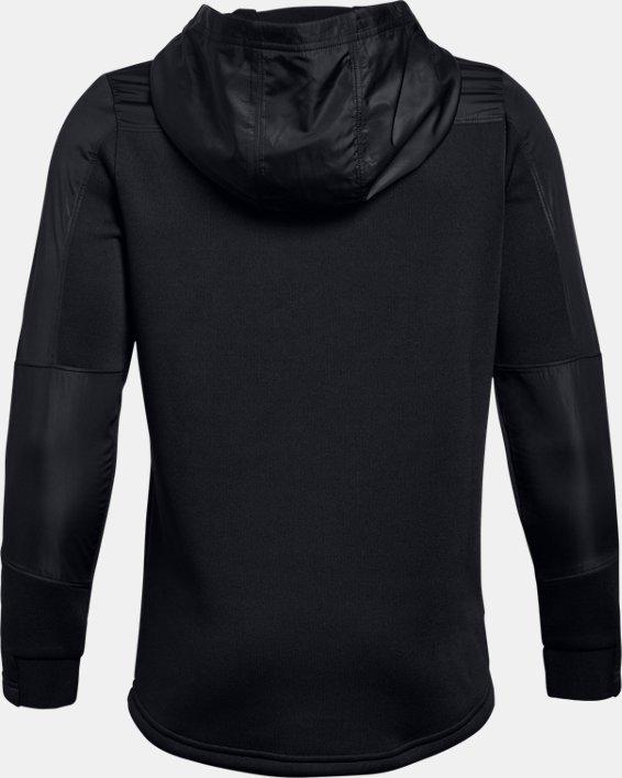 Boys' UA Swacket, Black, pdpMainDesktop image number 1