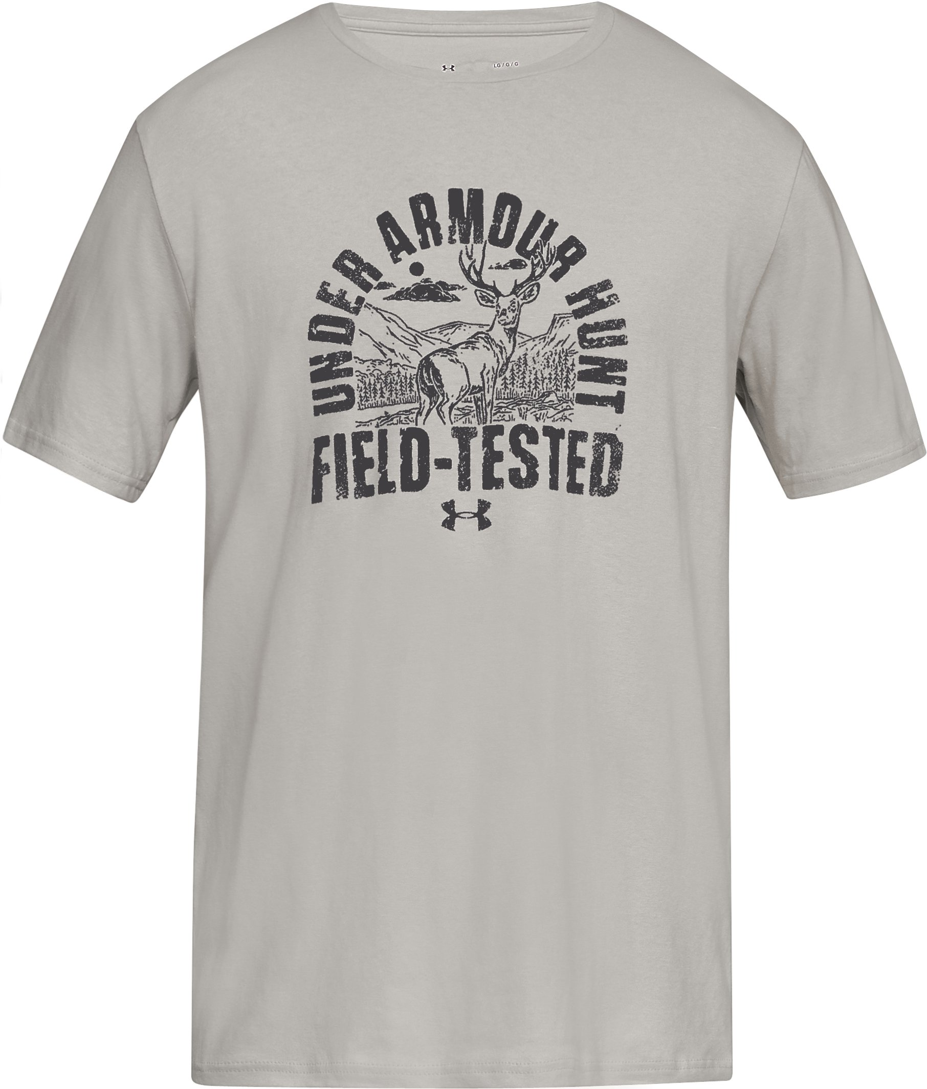 Men's UA Field Tested: Mule Deer, Ghost Gray,