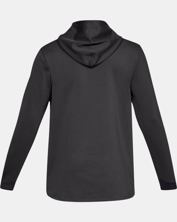 Men's UA RECOVER™ Track Suit Elite Hoodie, Gray, pdpMainDesktop image number 5