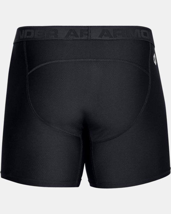 Men's UA RECOVER™ Boxerjock®, Black, pdpMainDesktop image number 3