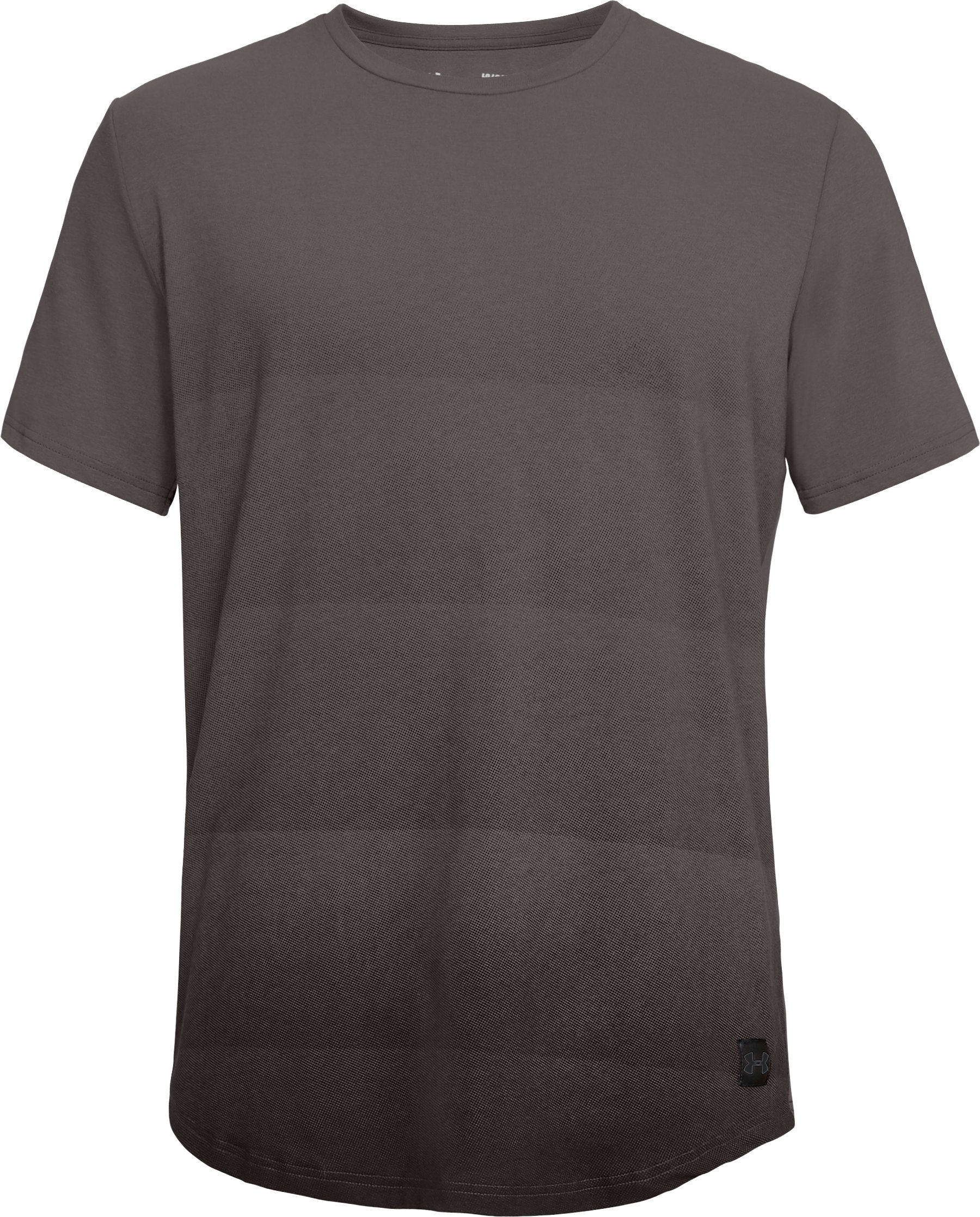 Men's UA Sportstyle Gradual Short Sleeve Shirt, FRESH CLAY,