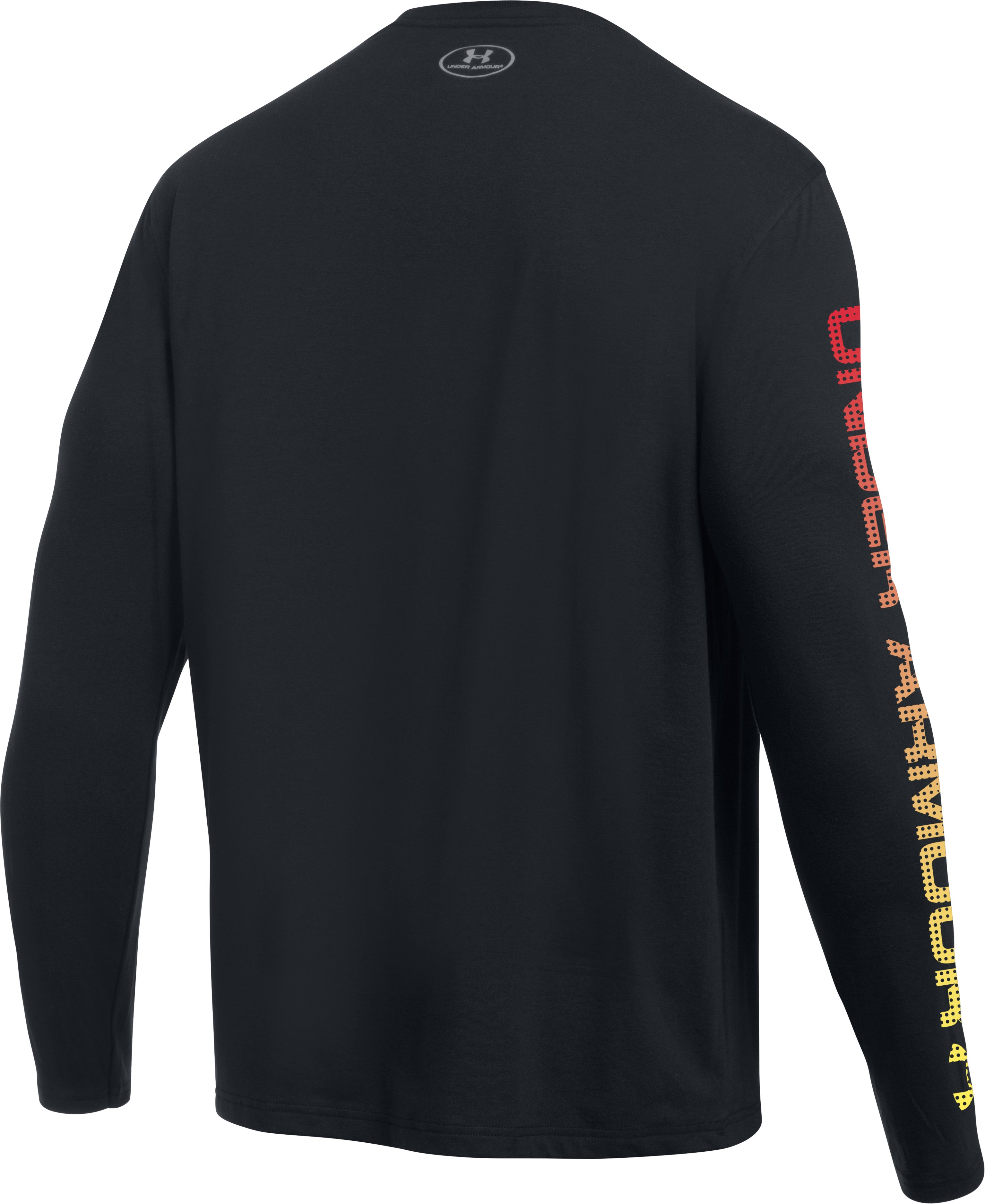 Men's UA Horizon Long Sleeve T-Shirt, Black