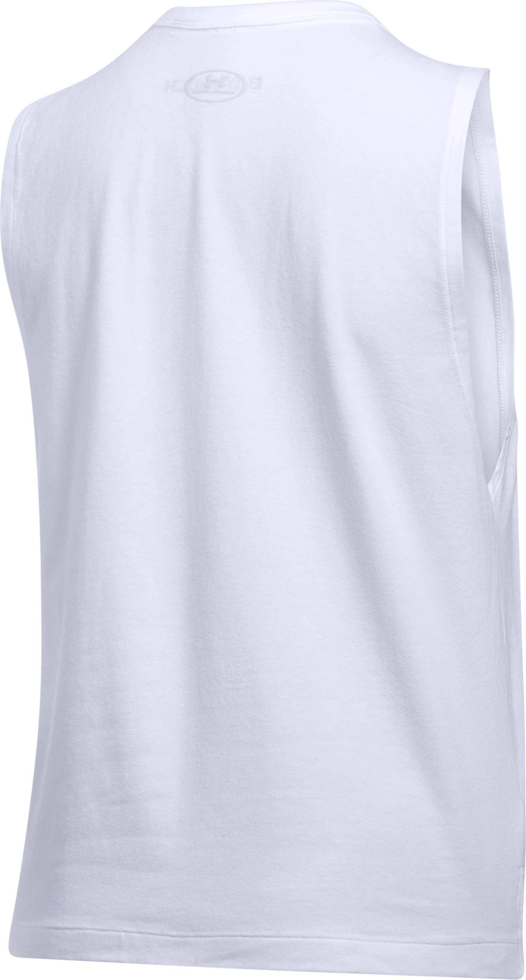 Women's Baywatch Original Muscle T, White, undefined