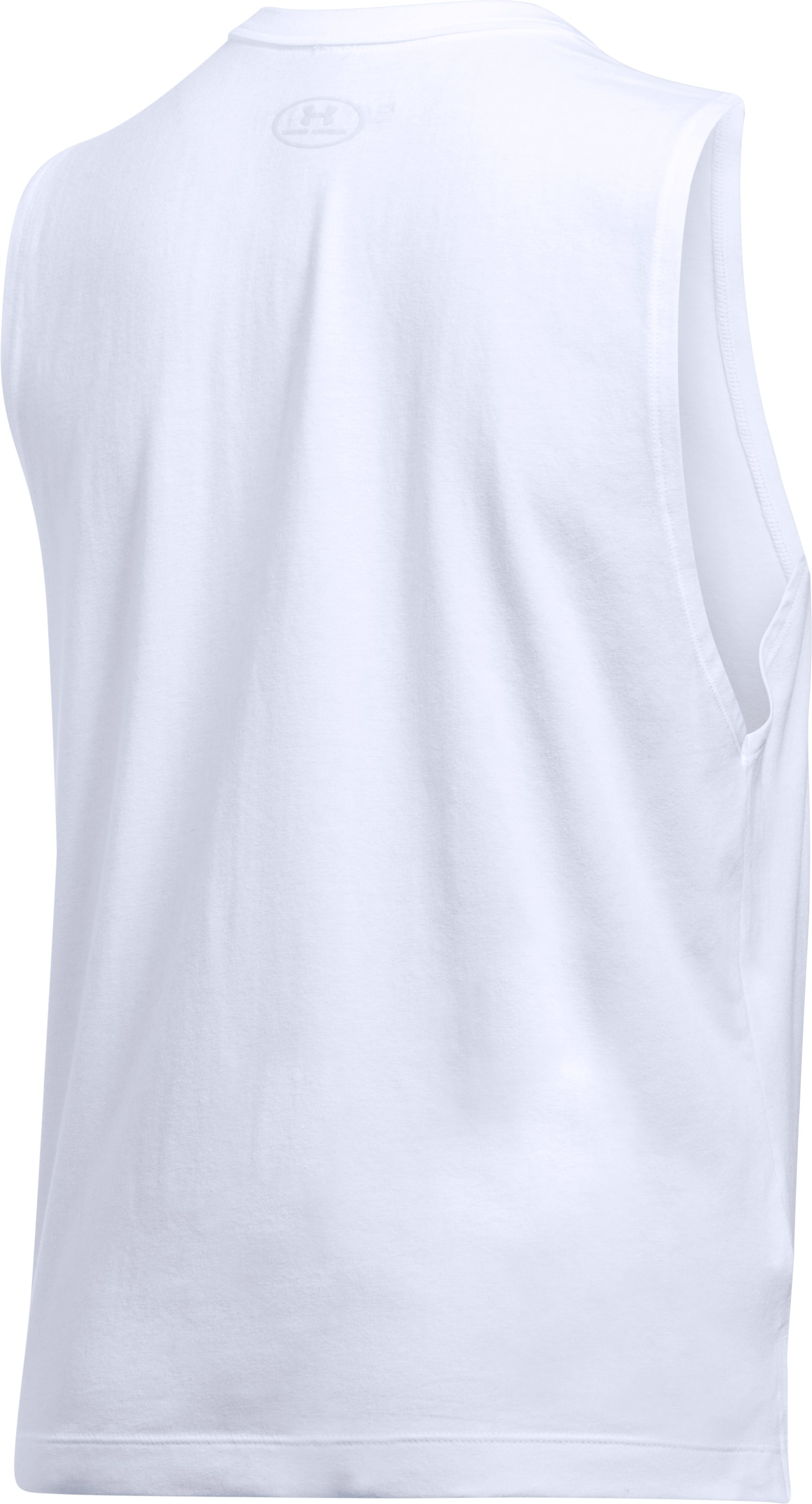 Women's Baywatch Retro Muscle T, White, undefined