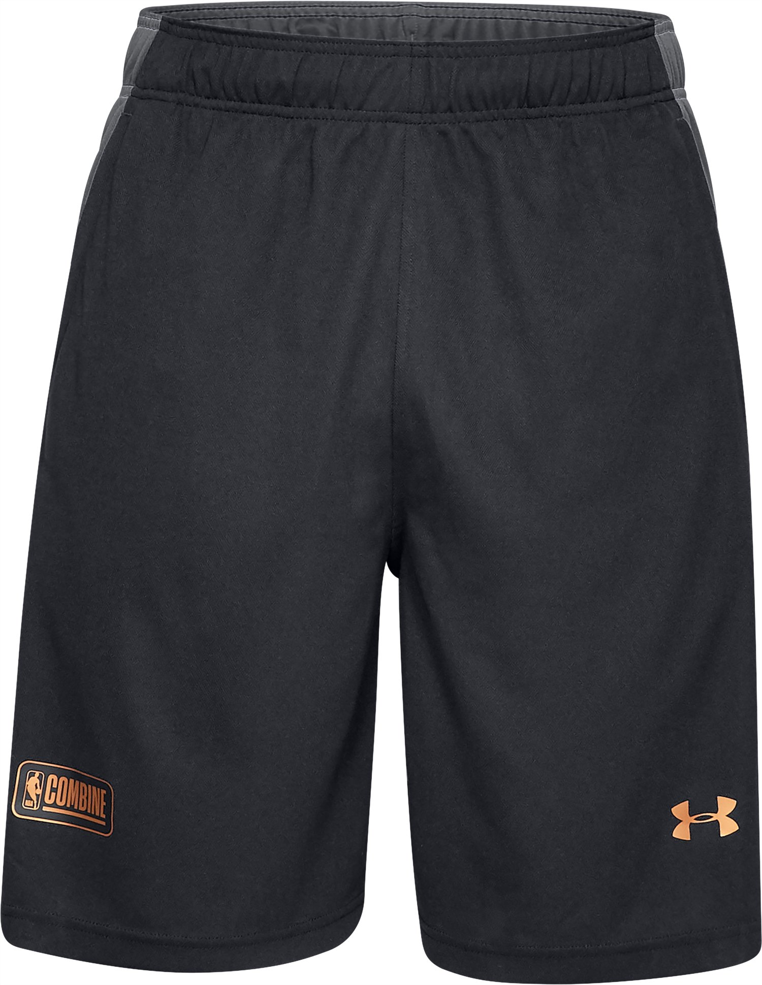 Men's NBA Combine Authentic UA Select 31st Shorts, Black ,