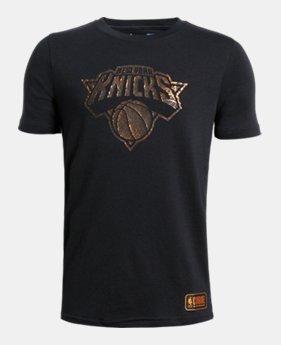00b959c1504 New Arrival Boys' NBA Combine Authentic Alpha Logo Print Fill T-Shirt 9  Colors
