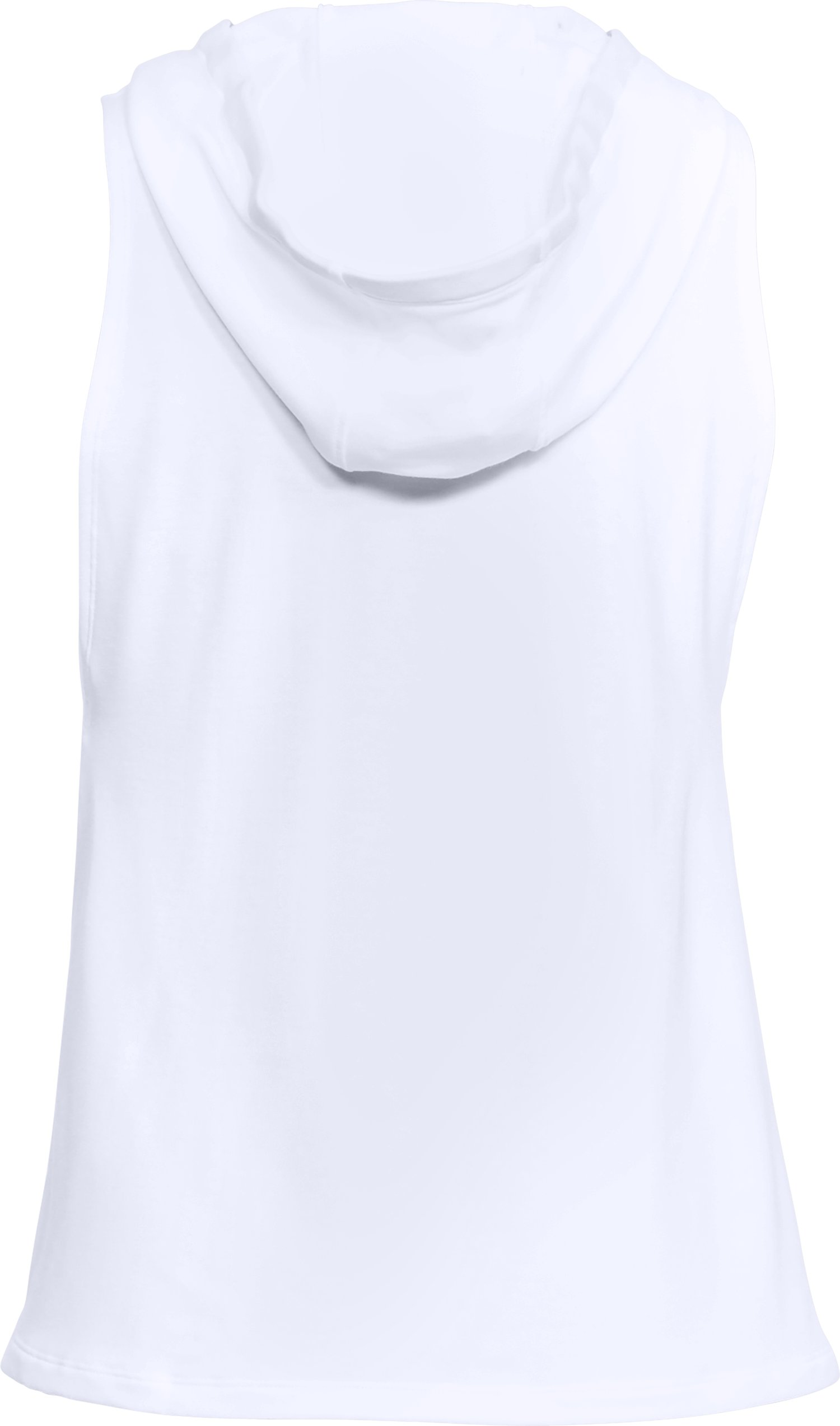 Women's UA Modal Terry Vest, White, undefined