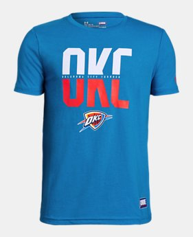 new style 8ce3f 10190 Boys  NBA Combine Authentic City Abbreviation T-Shirt 1 Color Available  25