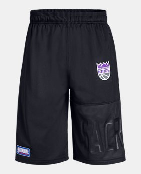 adabdce9a Boys' NBA Combine Authentic UA Season Shorts 1 Color Available $27.99 to  $33.99