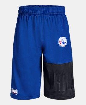 ac72ba731 Boys  NBA Combine Authentic UA Season Shorts 1 Color Available  45