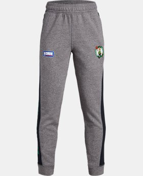 New Arrival Boys' NBA Combine Authentic UA City Pants  2  Colors Available $50