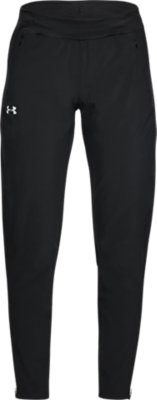 Under Armour womens Under Armour Womens Outrun the Storm Speedpocket Tight