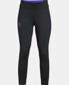 New Arrival  Girls' UA SPWW Finale Capris  1  Color $45