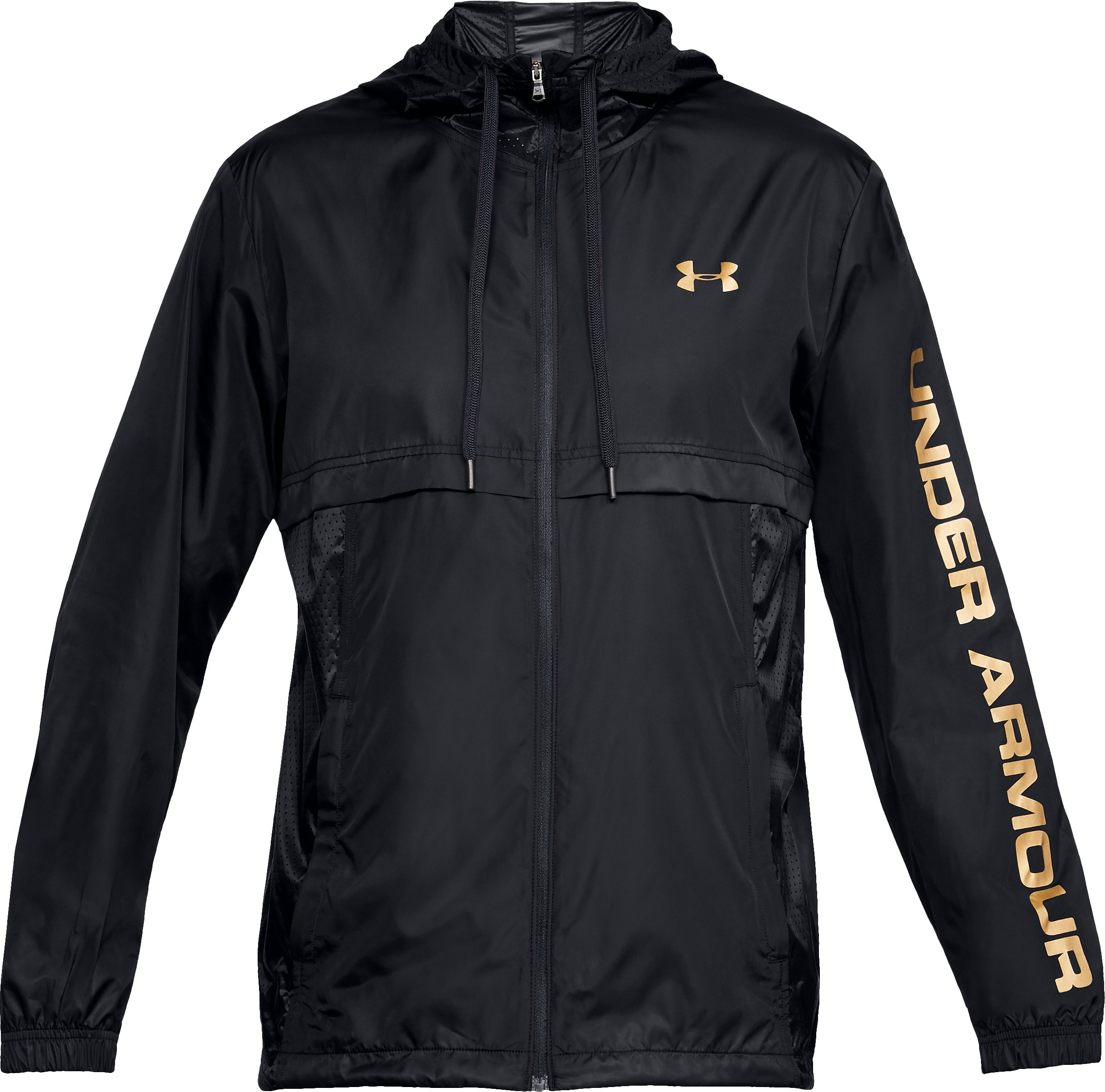 Men's UA Podium Jacket, Black ,