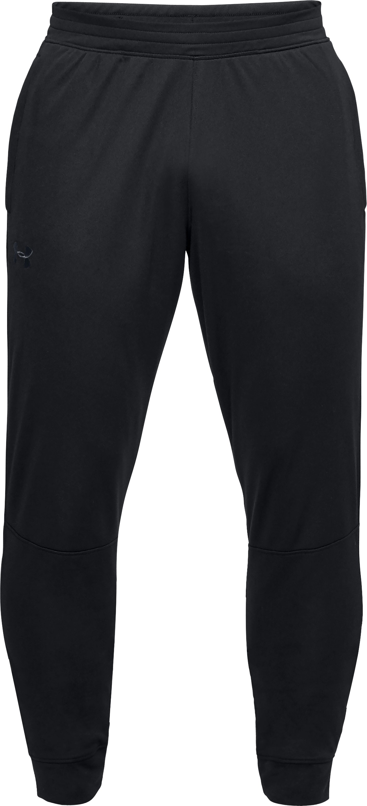 Men's UA Sportstyle Pique Joggers, Black , undefined