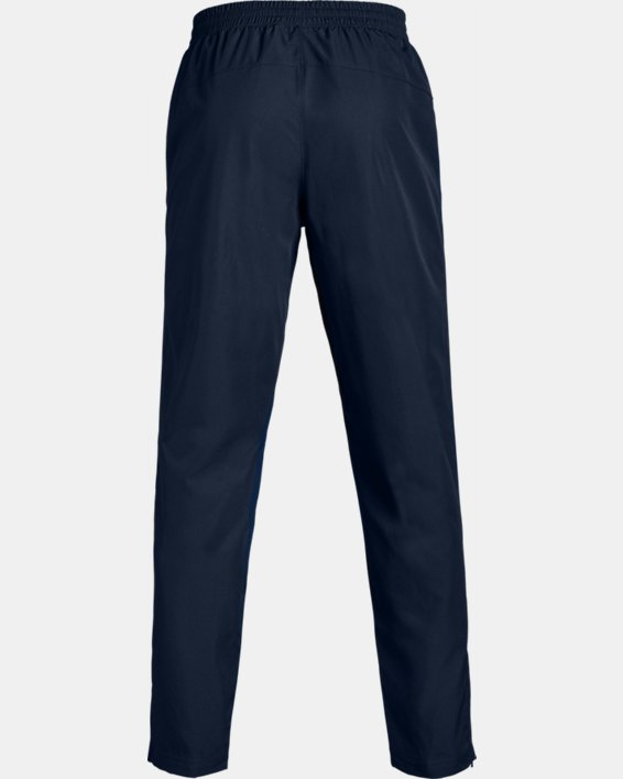 Pantalon UA Sportstyle Woven pour homme, Navy, pdpMainDesktop image number 4
