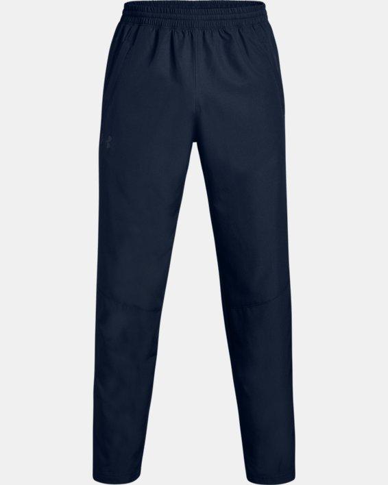 Pantalon UA Sportstyle Woven pour homme, Navy, pdpMainDesktop image number 3