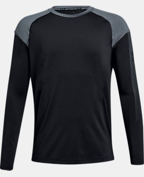 Boys' UA Raid Long Sleeve  2  Colors Available $30