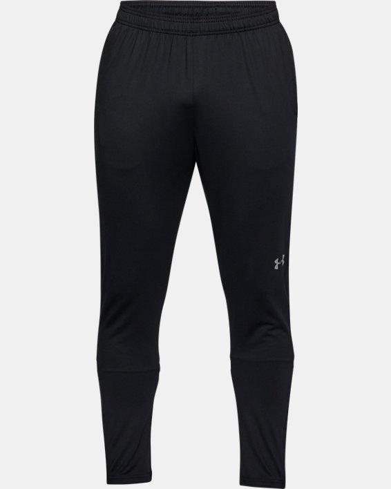 Men's UA Challenger II Training Pants, Black, pdpMainDesktop image number 2