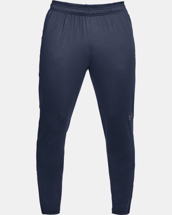 Men's UA Challenger II Training Pants, Blue, pdpMainDesktop image number 3