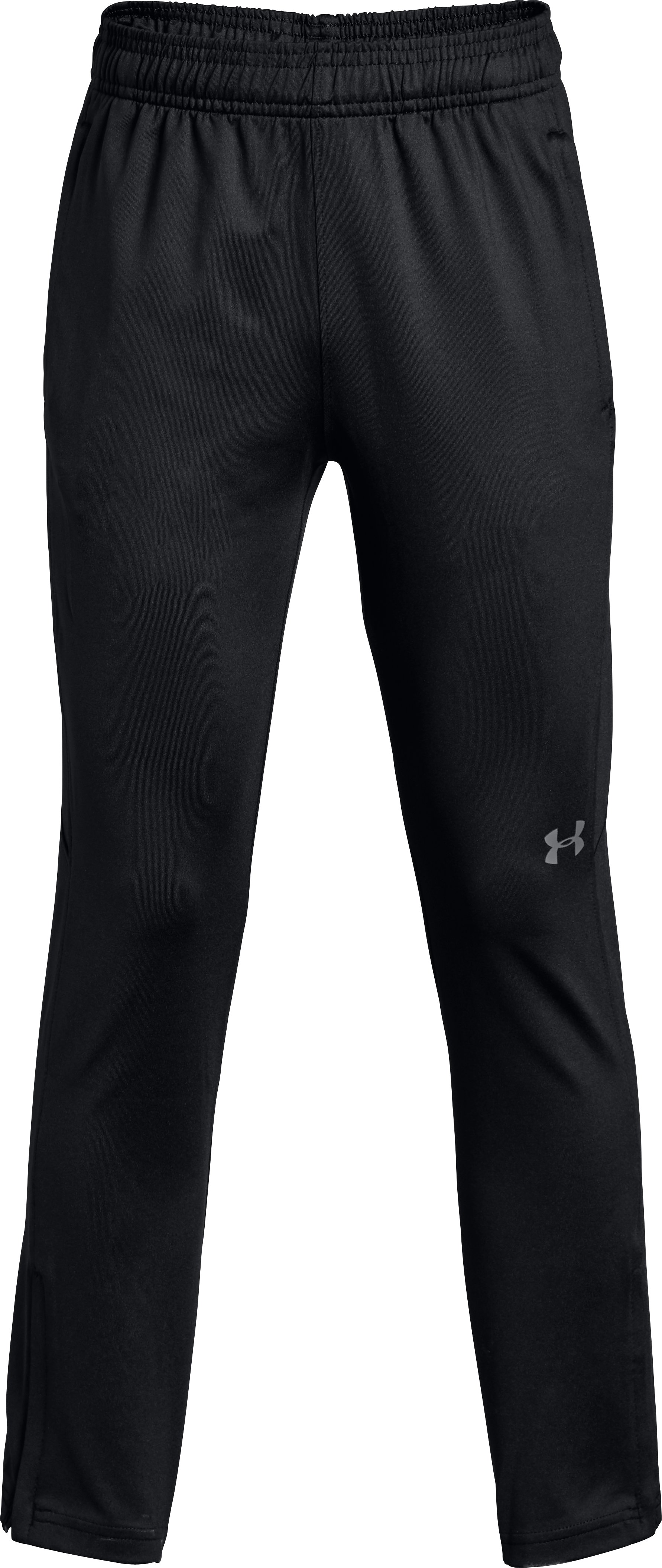 Boys' UA Challenger II Training Pants, Black