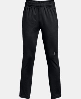 Boys' UA Challenger II Training Pants  3  Colors Available $55
