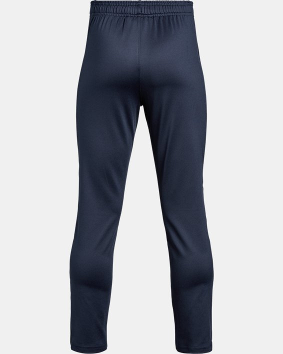 Boys' UA Challenger II Training Pants, Navy, pdpMainDesktop image number 1