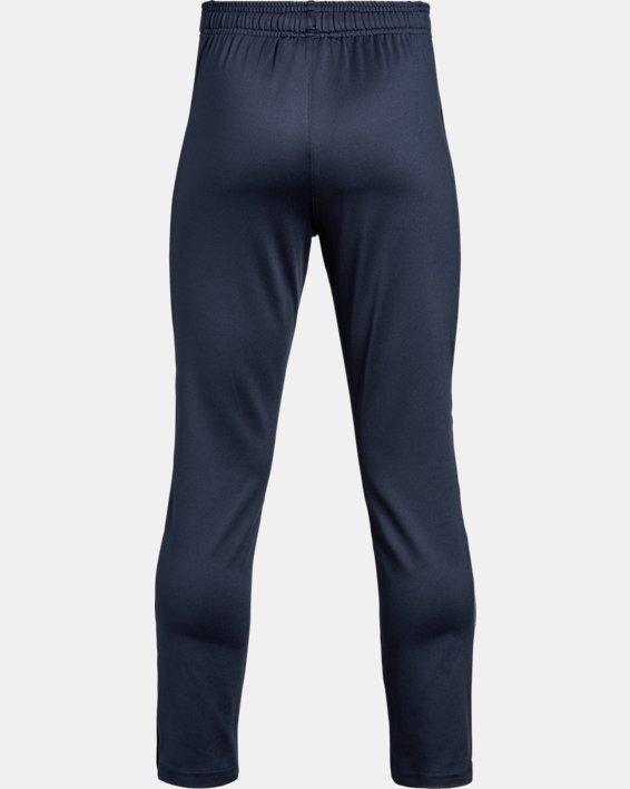 Boys' UA Challenger II Training Pants, Navy, pdpMainDesktop image number 1