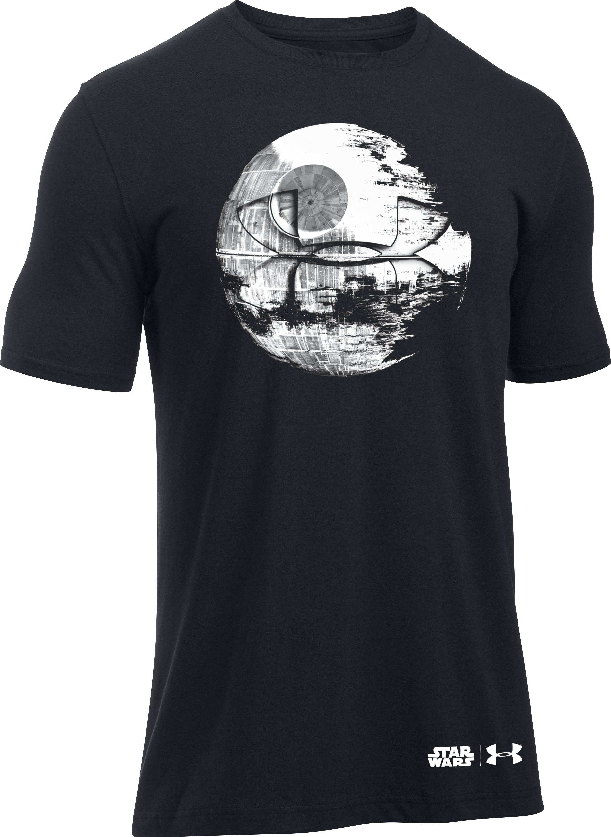 Men's Star Wars Death Star T-Shirt, Black , undefined