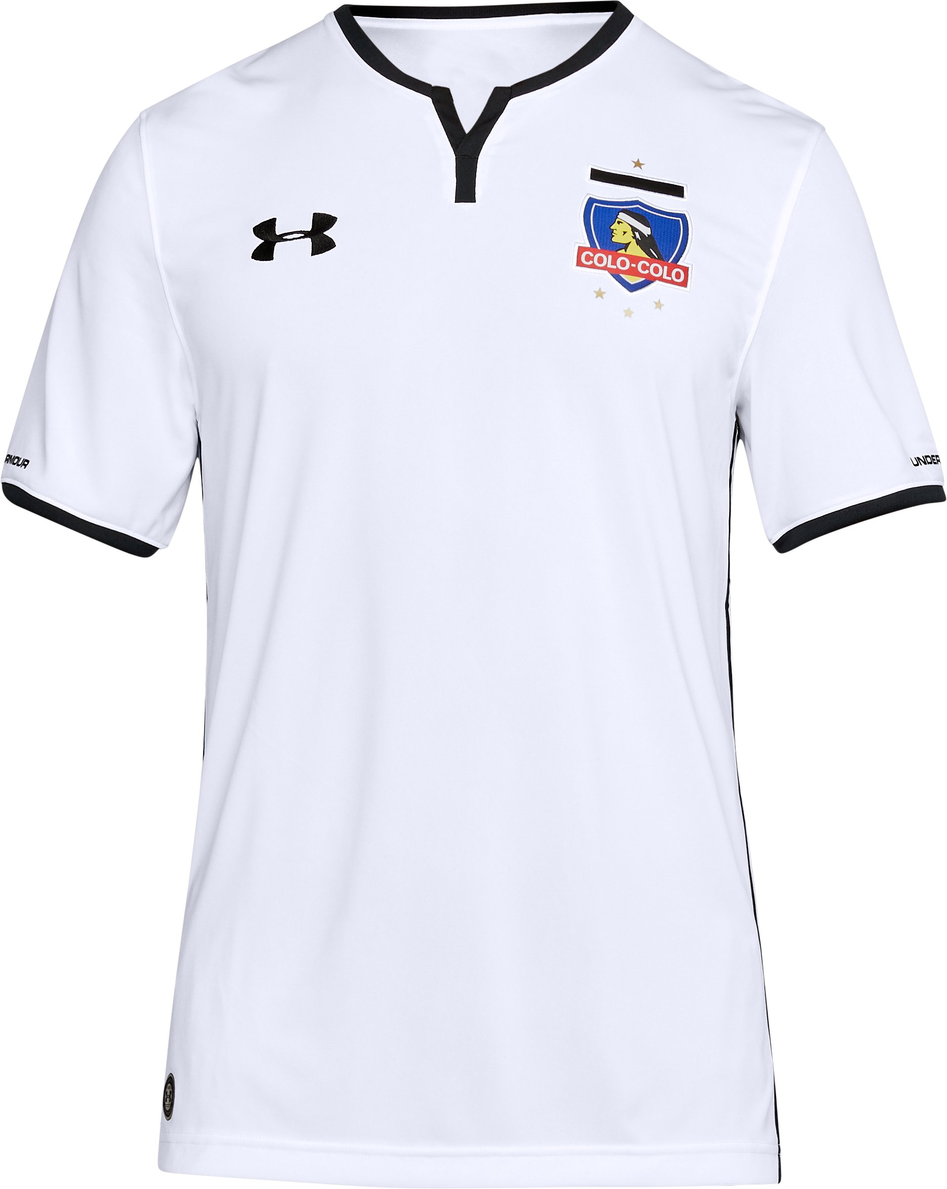 Men's Colo-Colo Home Replica Jersey, White, undefined