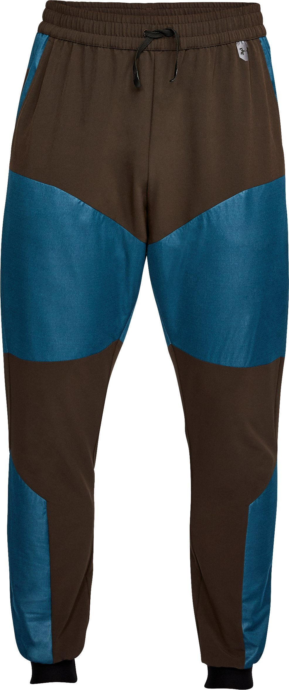 Men's UA Unstoppable GORE® WINDSTOPPER® Woven Joggers, OCEAN BLUE