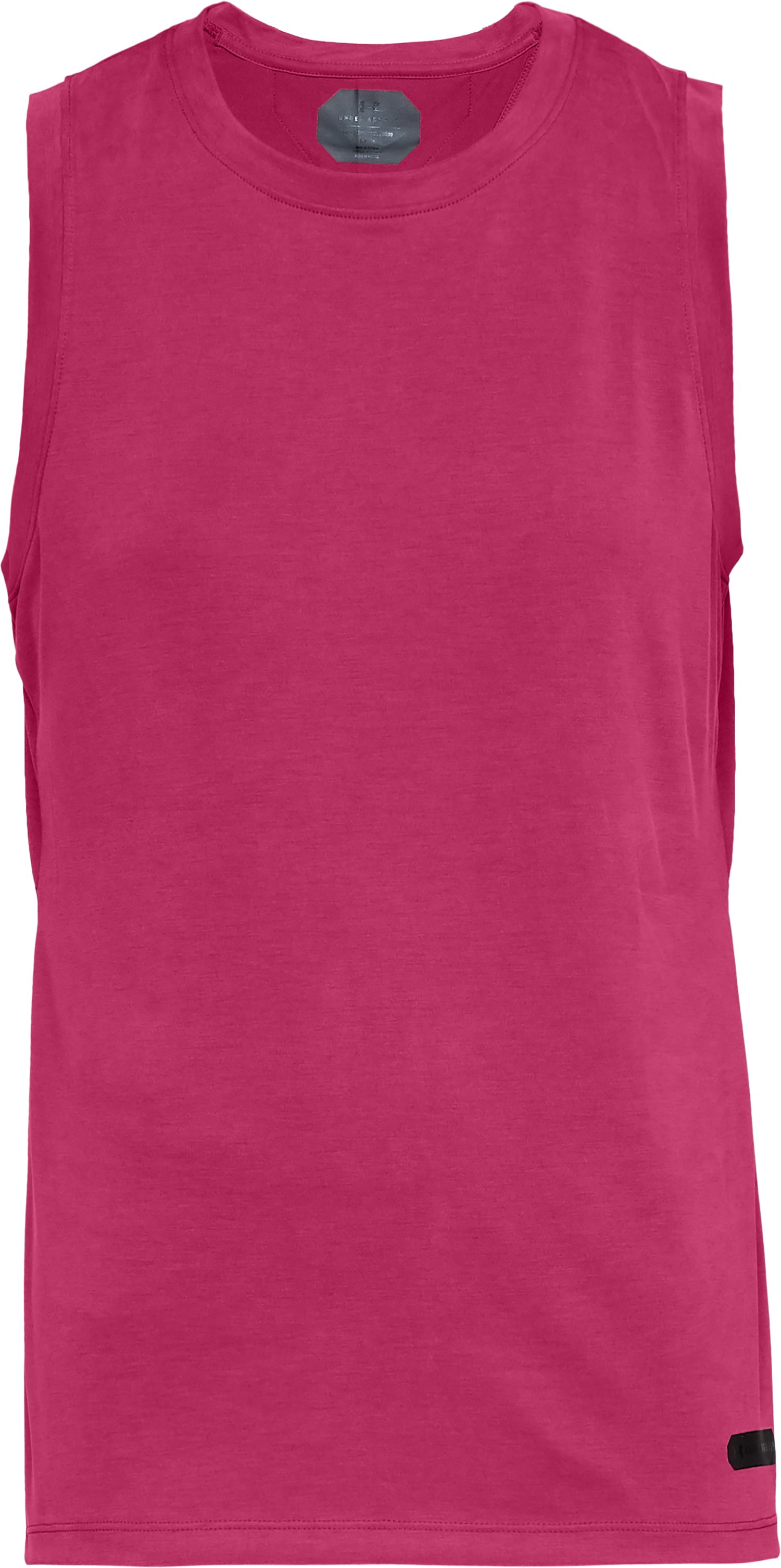 Women's UA Unstoppable Muscle Tank, Honeysuckle,