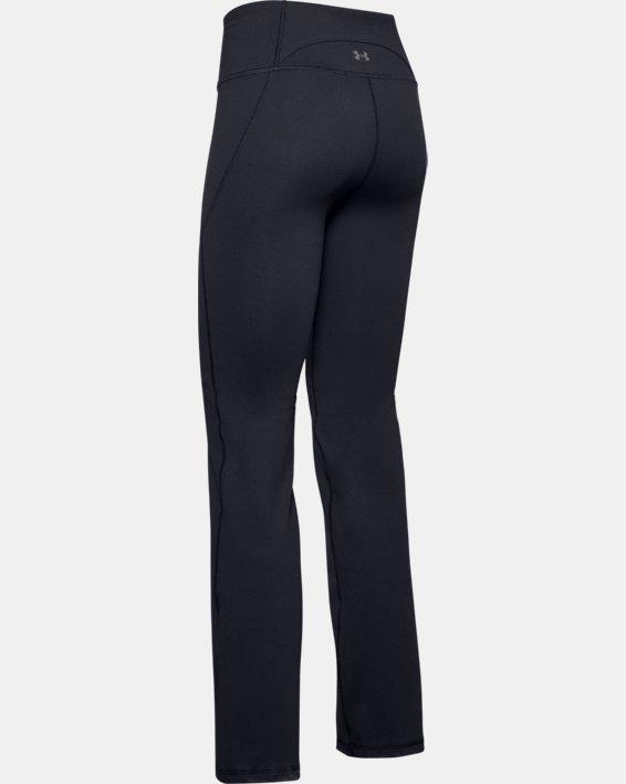Women's UA Reflect Hi-Rise Boot Cut Pants, Black, pdpMainDesktop image number 4